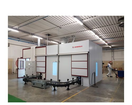 Pressurized drying cabinets Ardesia Box