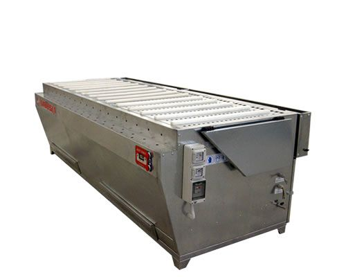 Dust suction bench Dust Table E