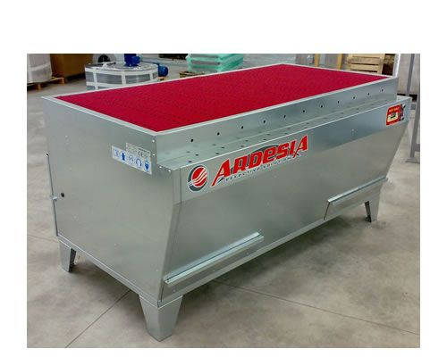 Dust suction benches Dust Table E