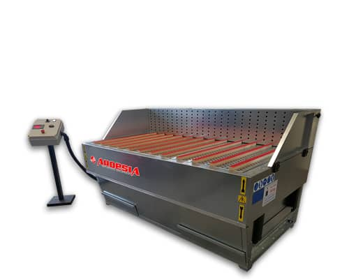 Banco di aspirazione polvere altezza variabile Dust Table Lift