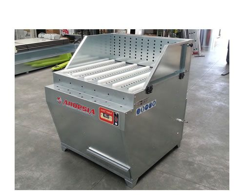 Powder suction benches Dust Table M