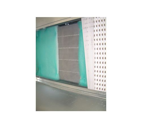 Dry painting booths Karbon
