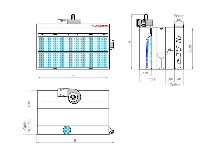 Technical scheme Karbon by Ardesia