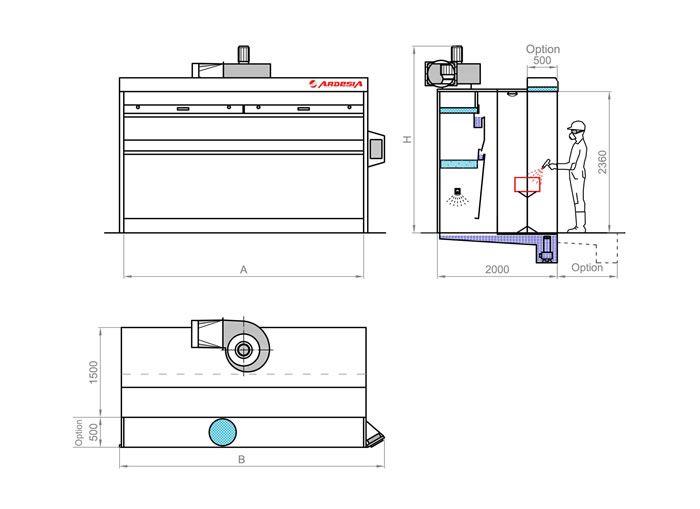 Technical scheme Level by Ardesia