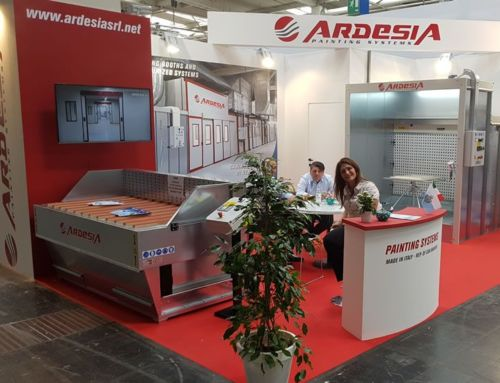 LIGNA Fair at Hannover Messe in Germany