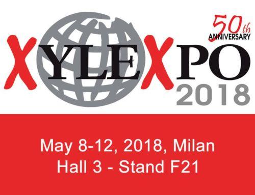 XYLEXPO at Fiera Milano in Italy