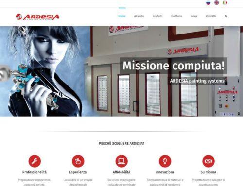 New ARDESIA website