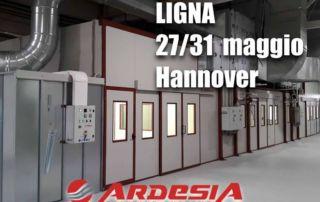 Ligna Fair 2019 Hannover Germany