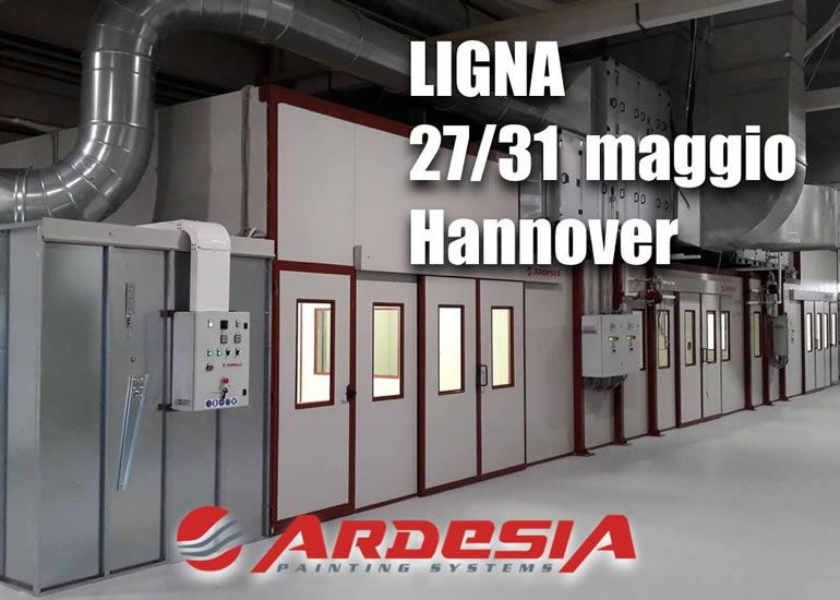 Ligna Fair 2019 Hannover Germany