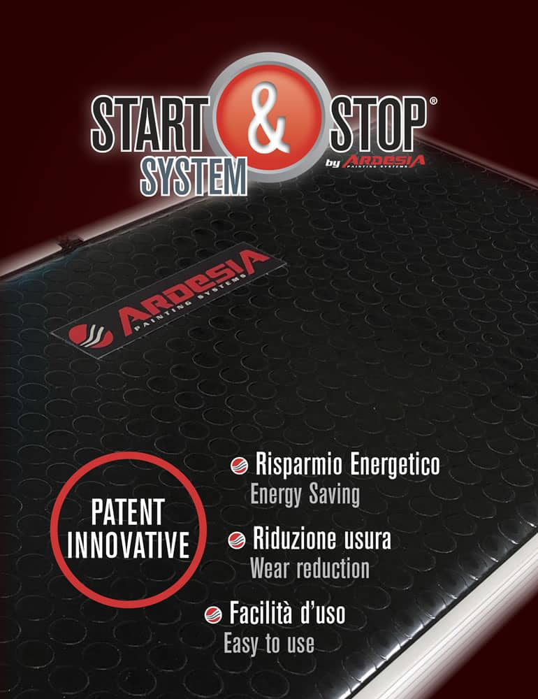 Start & Stop System innovative self ignition and timed shutdown system