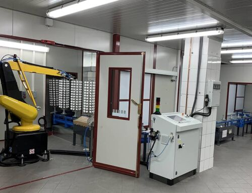 Ardesia installs automatic painting line for DAFO in Poland