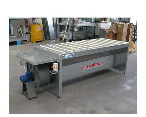 Powder suction bench Table C