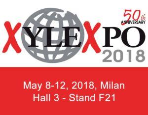 Ardesia a Xylexpo Milano 2018